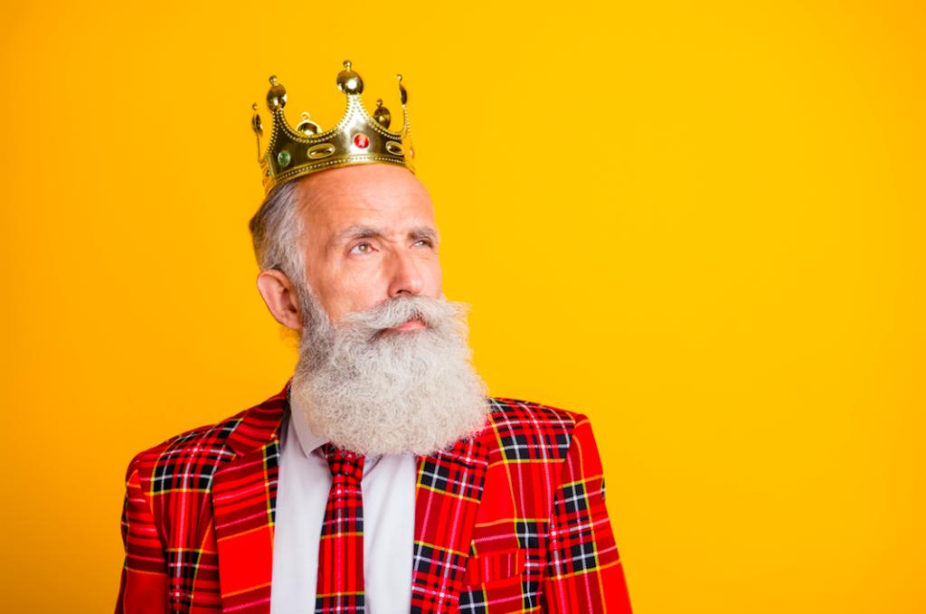 old man king